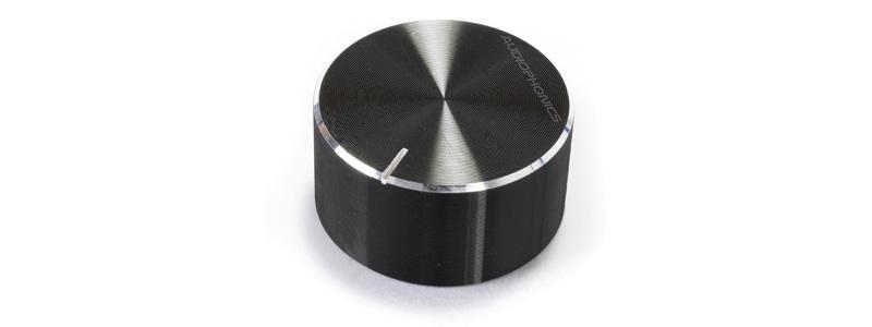 Bouton 25x13mm 6mm de diamiètre