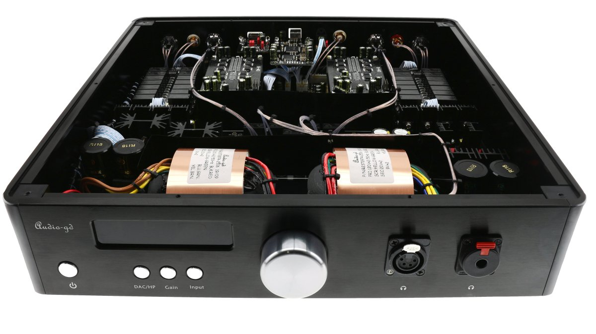Alimentation R28 Audio GD haute qualité audio