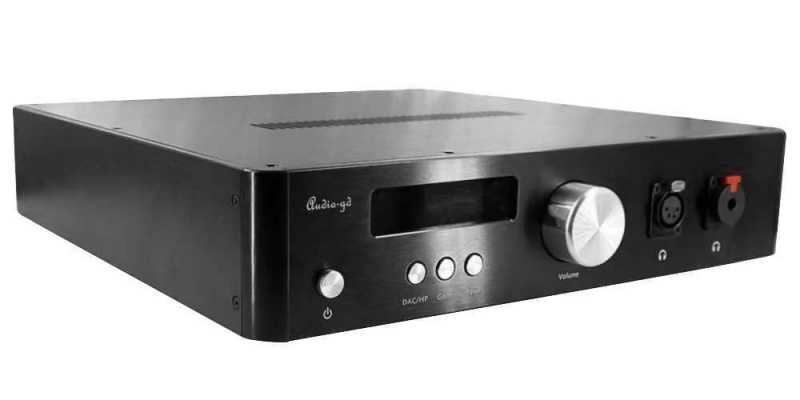 Audio GD R28 Amanero native DSD All in one