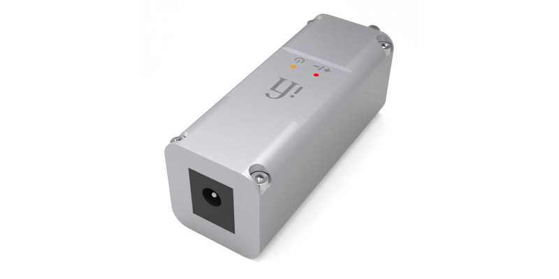 iPurifier II by iFi Audio, audio filter DC converter SMPS