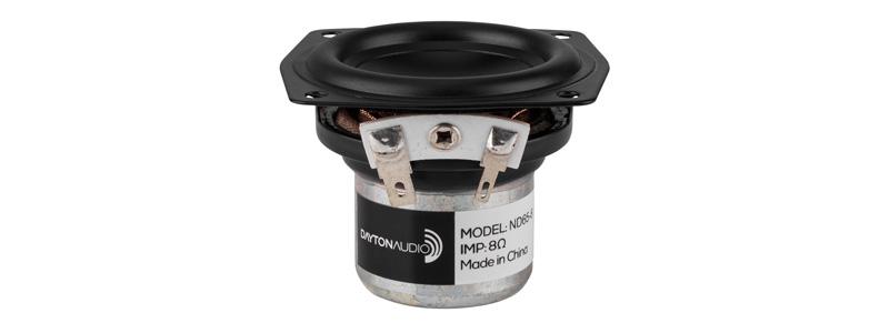 Dayton Audio ND65-8 Haut-parleur large bande Aluminium
