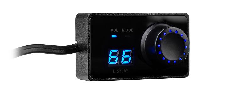 Télécommande pour Dayton Audio DSP-408