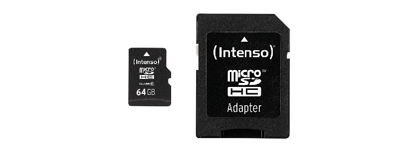 Carte mémoire micro sd 32go