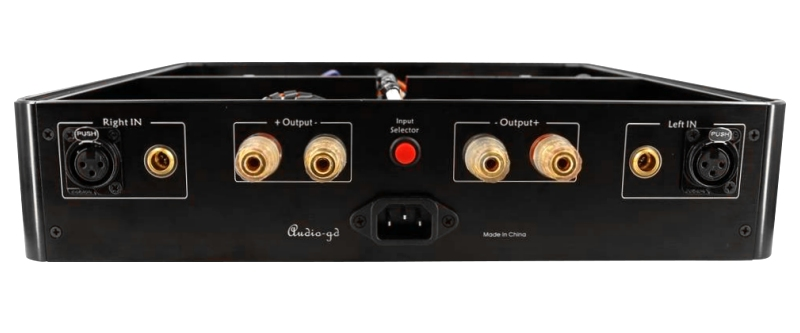 ACSS audio amplifier GD