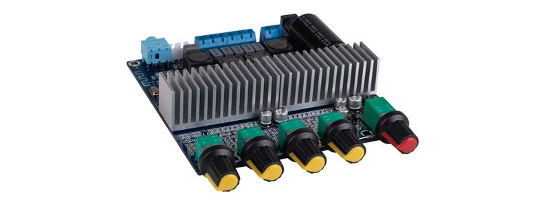 Amplificateur TPS3116D2 Hypex UCD400HG Module Amplificateur HG HxR 400W