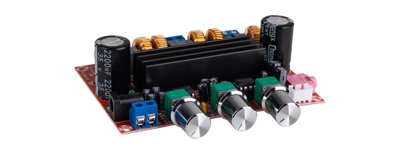 Amplificateur TPS3116D2