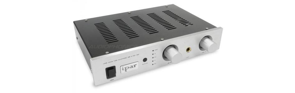 Ipar 1023A Préamplificateur / Amplificateur casque / Contrôleur de volume / Sélecteur de source