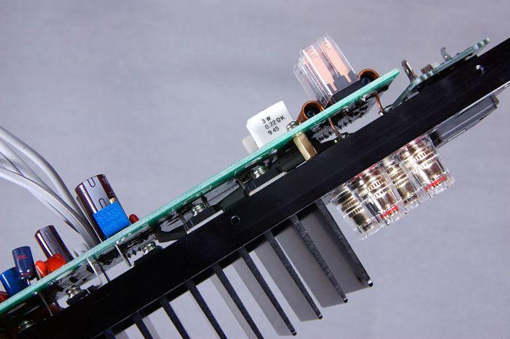 Class AB amplifier IPAR 1023B