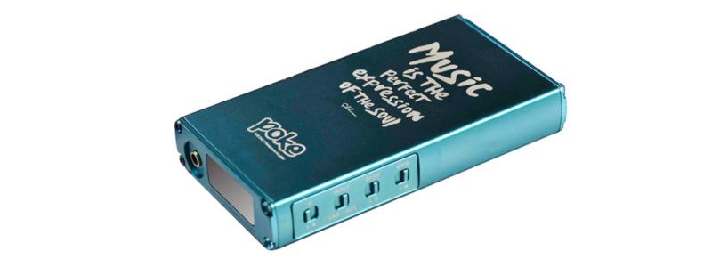 xDuoo XD-10 Amplificateur et DAC nomade XMOS AK4490 32bit 384kHz