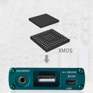 xDuoo XD-10 Poke Interface USB XMOS