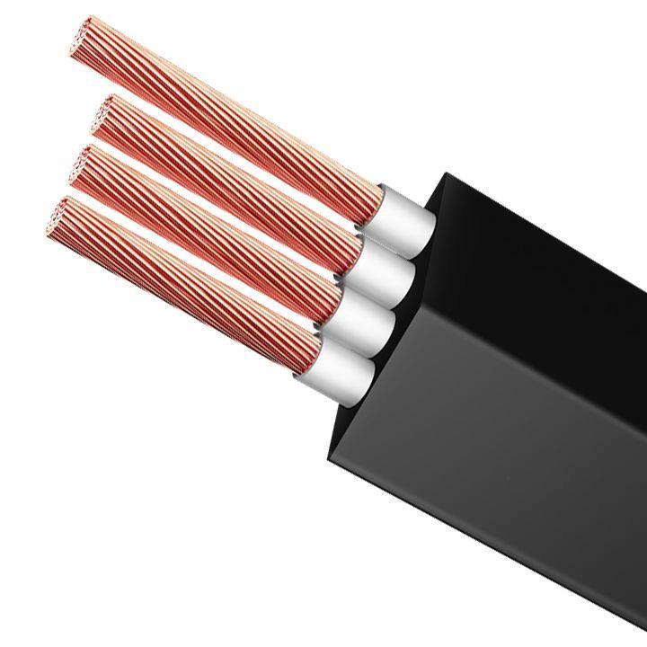 Câble micro usb conducteur cuivre