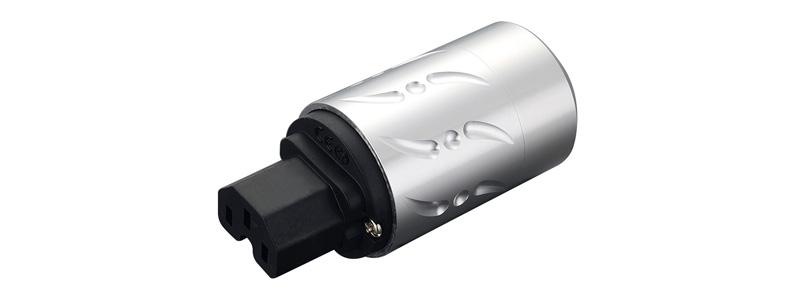 Viborg VF502 Connecteur IEC C15 Cuivre Pur Ø 20mm