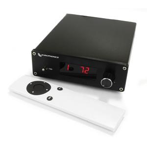 Audiophonics PGA2310 télécommande et écran