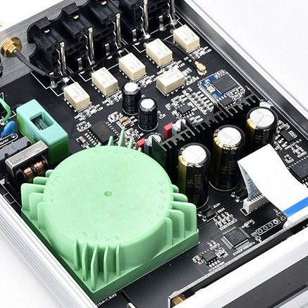 Audiophonics PGA2310 Filtre EMI / RFI