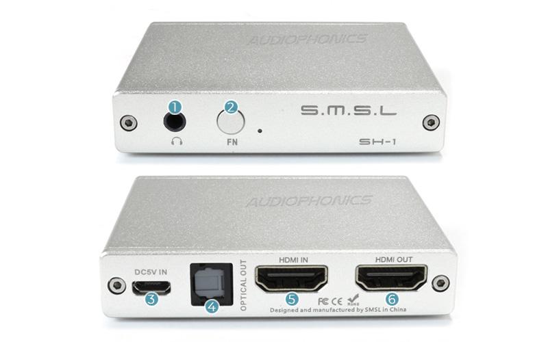SMSL SH-1