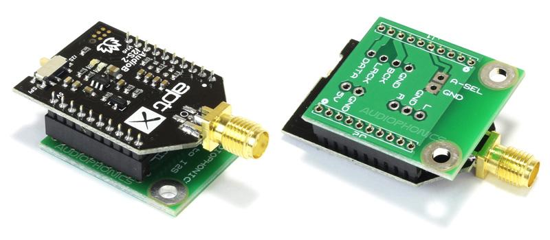 TinySine PCB pour Audio-B