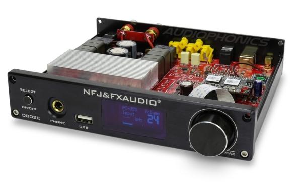 D802E High fidelity FDA FX Audio