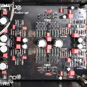Audio-GD R7 étage de sortie analogique discret