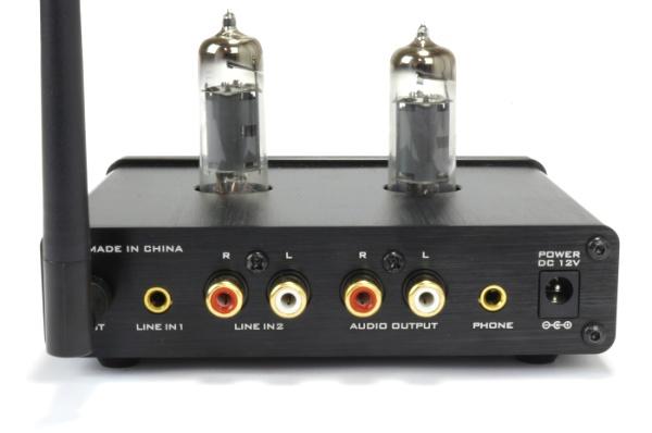 DP02 FXAUDIO sorties