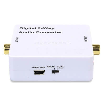 Converter HiFi Micro USB power