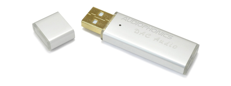 DAC USB & Amplificateur Compact ES9018K2M TPA6133A2 OTG 24bit 96kHz