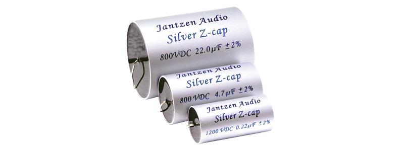 Jantzen Audio Silver Z-Cap Condensateur 800V 15µF