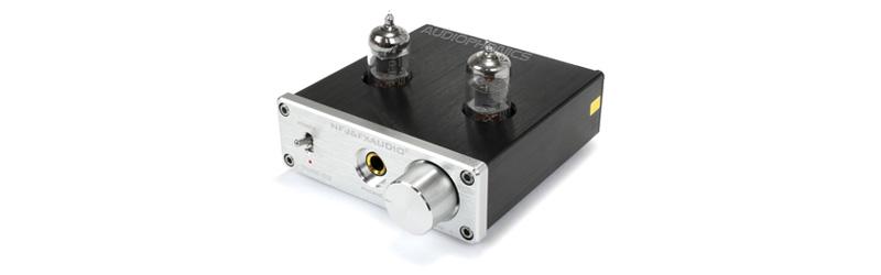 FX-Audio TUBE-02 Amplificateur Casque à Tubes 2x 6K4