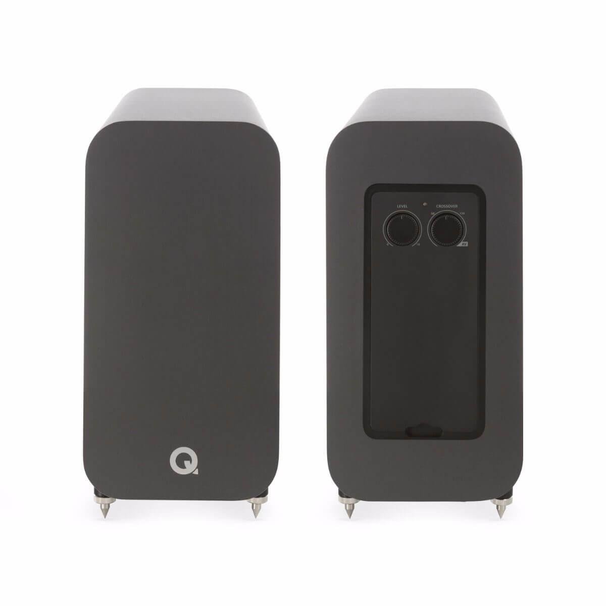 qacoustics bass speaker