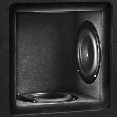 hauts praleurs excursion woofer