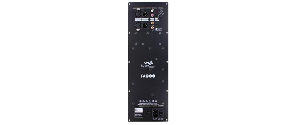 Hypex FusionAMP FA253 Amplificateur NCore Plaque 2x250W + 100W DSP ADAU1450 DCC AK4454 192kHz