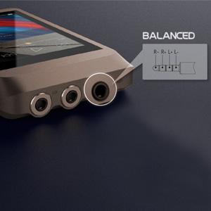 iBasso DX120 Baladeur Numérique DAP HiFi DAC AK4495 32bit 384kHz DSD128