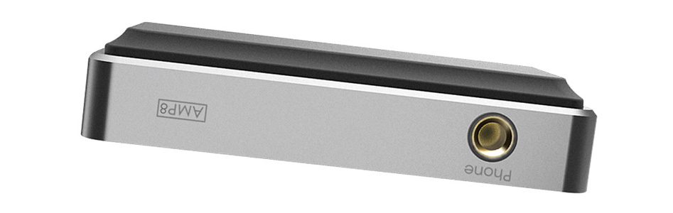 Ibasso AMP8 Amplificateur Symétrique Discret pour DX150 / DX200