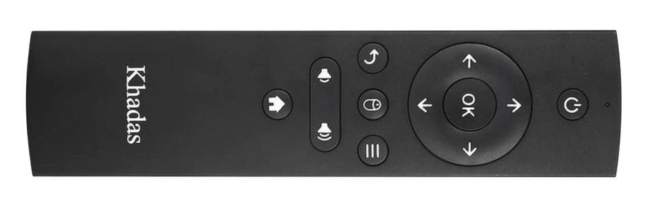 Télécommande IR 12 Boutons pour Khadas VIM