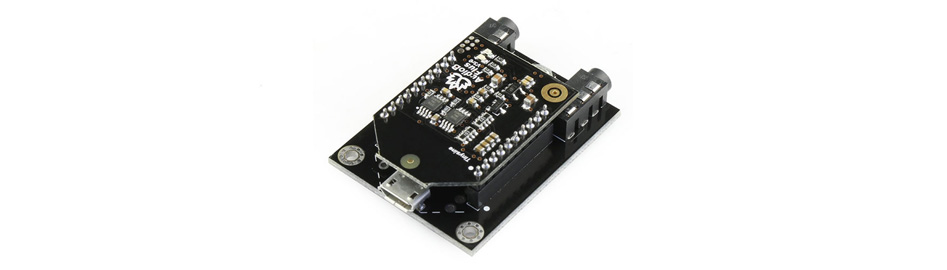 TinySine TSA6015 Récepteur Audio Bluetooth avec Entrée Micro