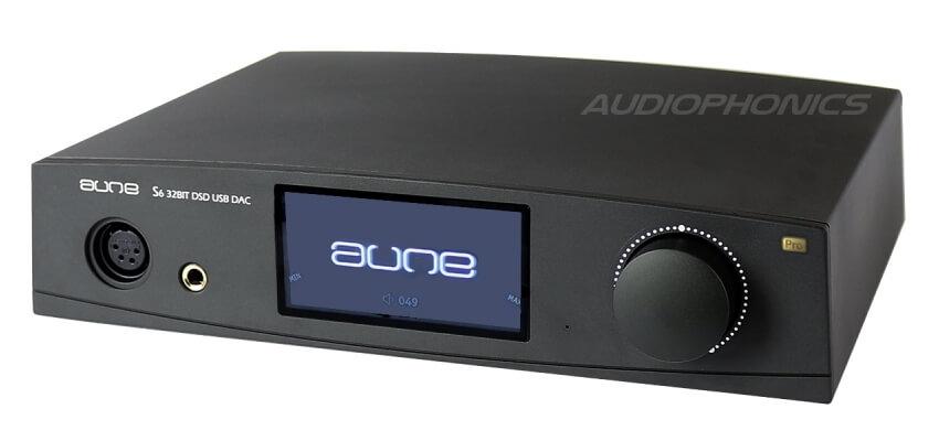 S6 Version Pro Aune DAC
