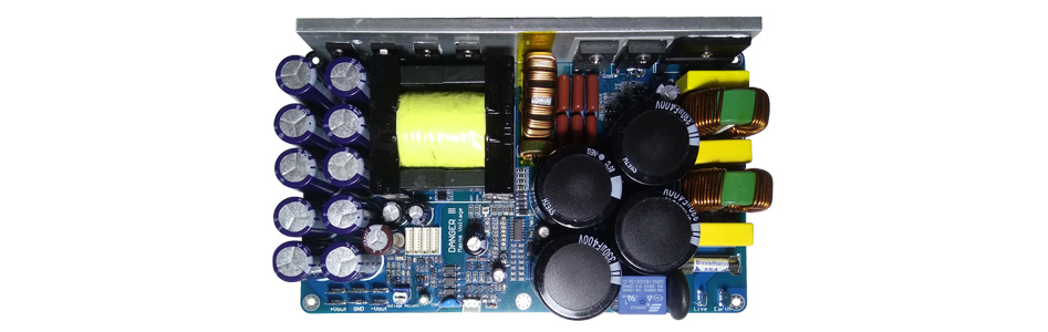 Connex SMPS2000RxE Module d'Alimentation à Découpage 2000W 36V