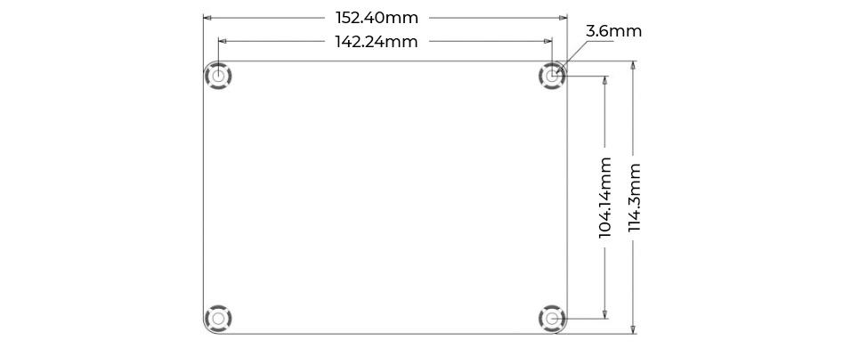 Wondom AA-AB35281 Module Amplificateur Class D T-Amp 3x200W 3Ω