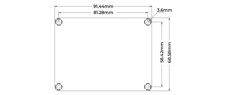 Module Amplificateur Class D DAC TAS5756 24bit 192kHz 2x30W 4 Ohm