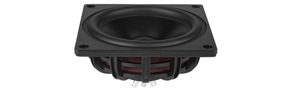 Dayton Audio DMA105-PR Radiateur Passif Aluminium 37.9Hz Ø10.2cm