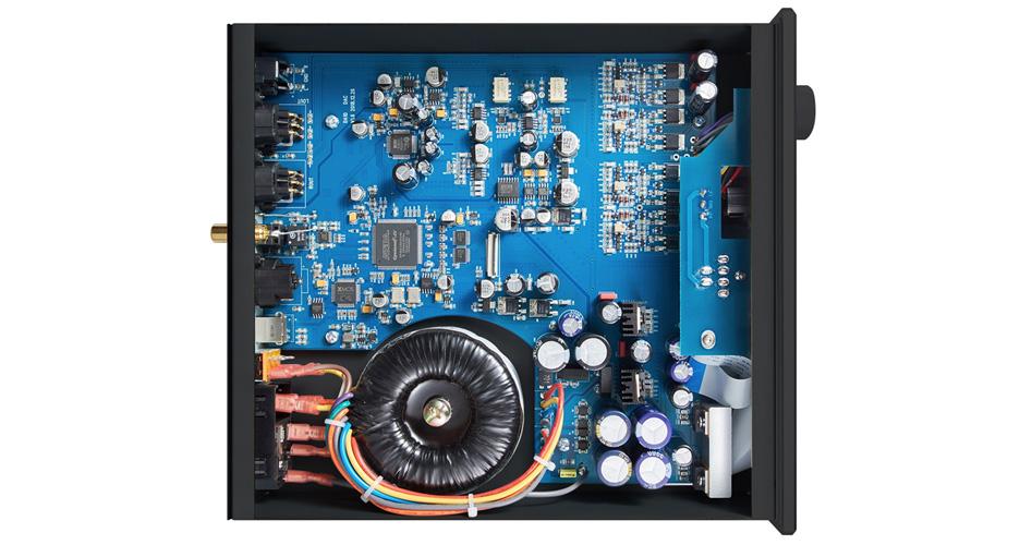 Yulong DA10 DAC Amplificateur Casque AK4497 32bit 768kHz DSD512