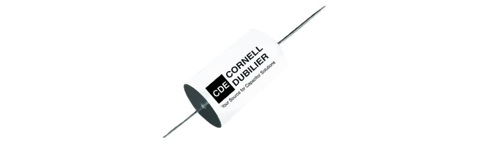 Cornell Dubilier 940C Condensateur à Film 3000V 0.1µF