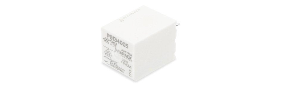 Schrack PB134005 Relais de Puissance SPST-NO 5VDC 10A