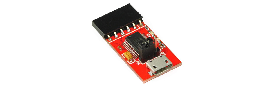 Tinysine FTDI Basic Module de Programmation pour Arduino et Modules Bluetooth 5.0
