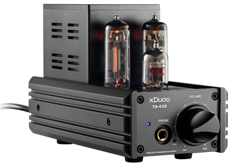 Xduoo TA03S casque contrôle volume amp préamp