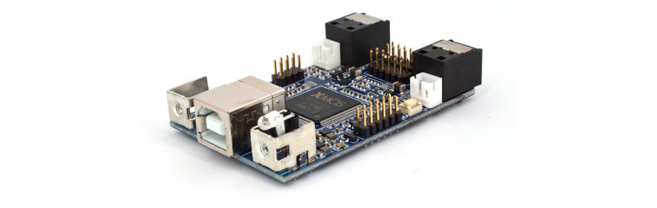 MiniDSP MHCStreamer kit Interface USB XMOSvers I2S / SPDIF / ADAT / TDM / DSD / PDM 32bit 384kHz DSD256