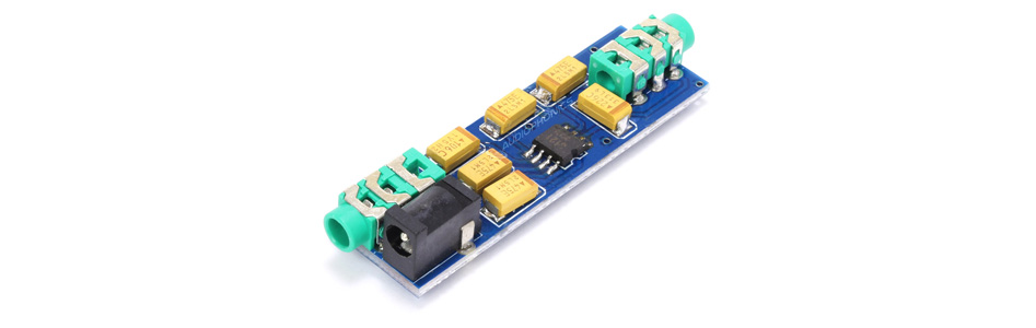 FX-AUDIO BA3121N Module Isolateur Atténuation de Bruit