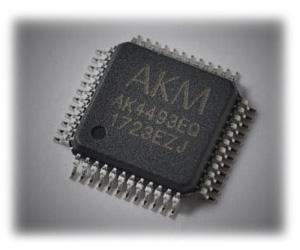 Module DAC AK4493 pour Raspberry Pi I2S 32bit 384kHz DSD128