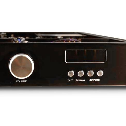 Headphone amplifier audio preamp gd