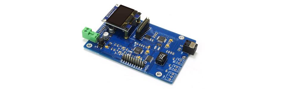 Module Interface Numérique AK4137EQ I2S USB Optique 32bit 384kHz DSD256 avec Écran