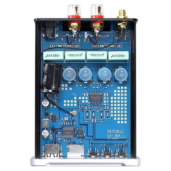 Pack Enceintes Bibliothèques Davis Acoustics MIA 20 + Amplificateur FDA FX-Audio D302 Pro